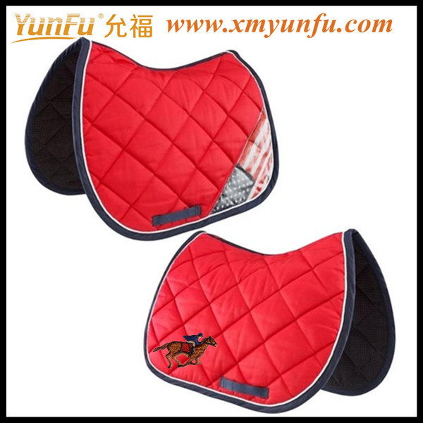Wholesale english Horse saddle pad