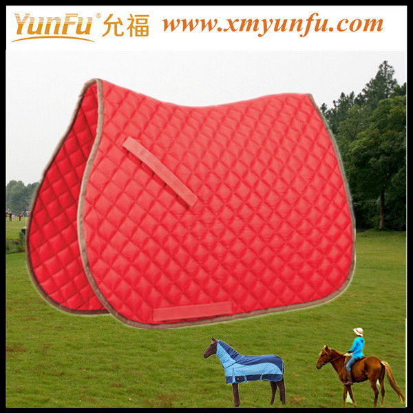 Contrast Binding All-Purpose Saddle Pad