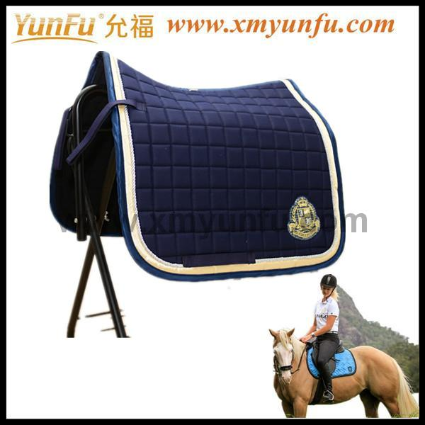 The Protection of The Horse Mattes Quilted Saddle Pad