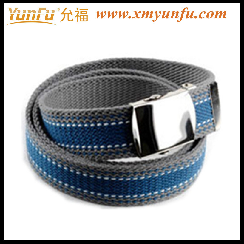 Multicolor Lady Cotton Fashion Belt