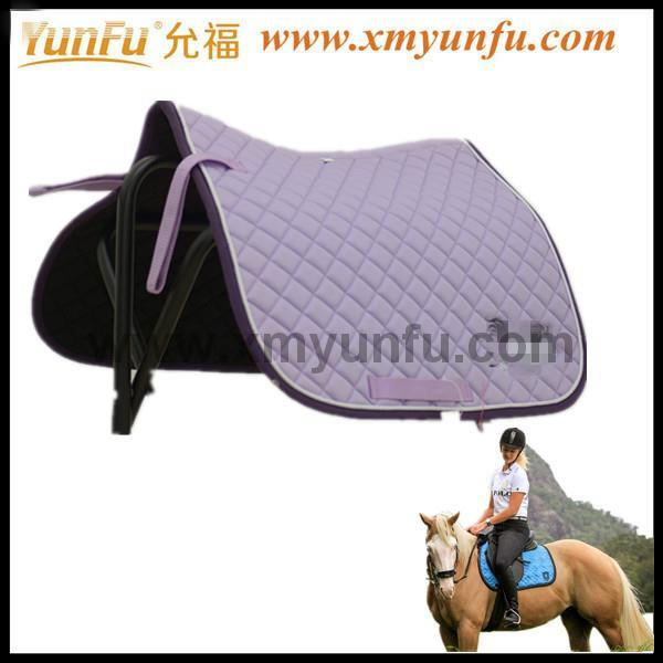 Saddle Blanket Fabric Perfect Saddles Pad for Horse