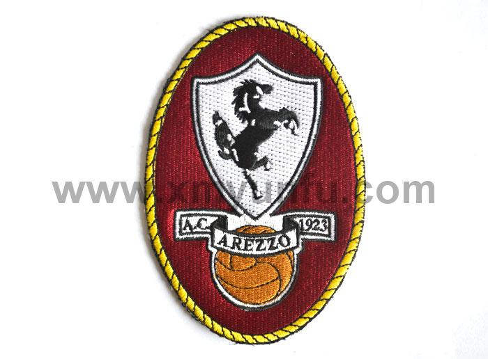 Badge Embroidered Patch-14