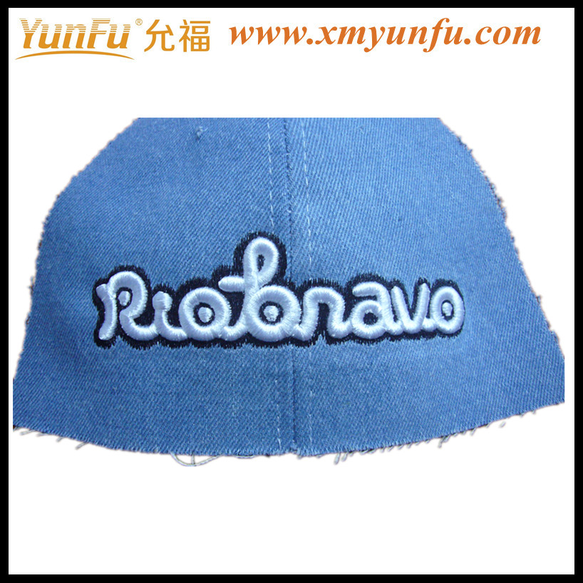 Wholesale Custom Embroidered Patches For Cap