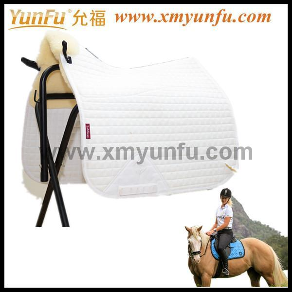 Wool Saddle Cloth Accessories Mattes Comfort Pad