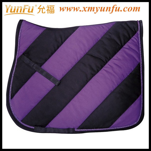 Custom Factory Saddle pad for horses