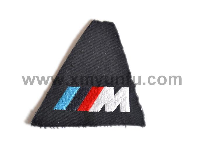 Badge Embroidered Patch-53