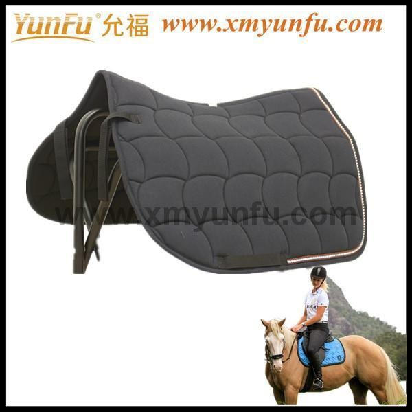 Fabric Horse Blanket Dressage Saddle Pad