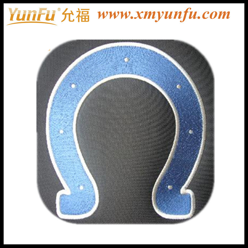 2012 Wholesale Embroidered Football Patches For Bag