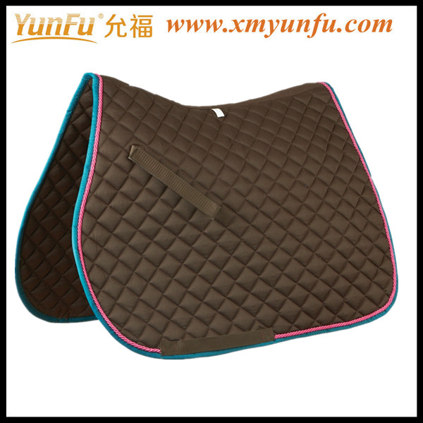 Custom Horse Racing Products Saddle pads