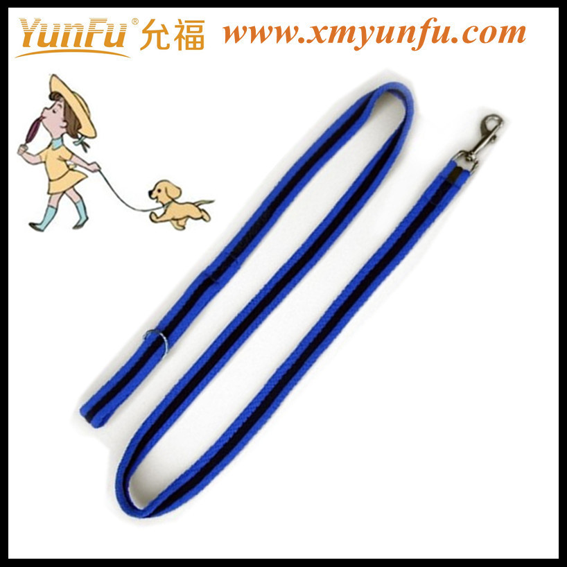 Dog accessories Blue 1inch width Dog leash dog belt