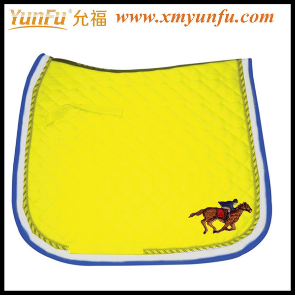 Refinement Custom horse saddle pads
