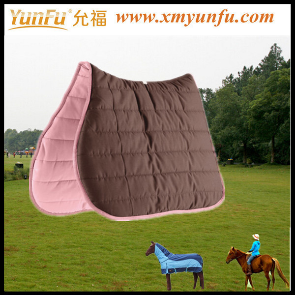 Designer Quilted Saddle Pad