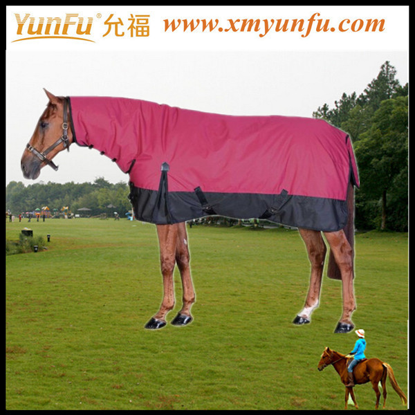 Equestrian Canvas Horse summer rug