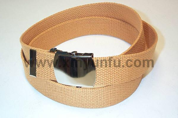 Canvas belt-#1003