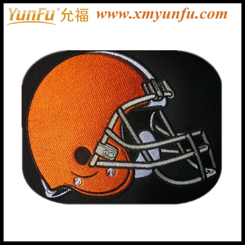 2012 Fashion Embroidered Hockey Patches