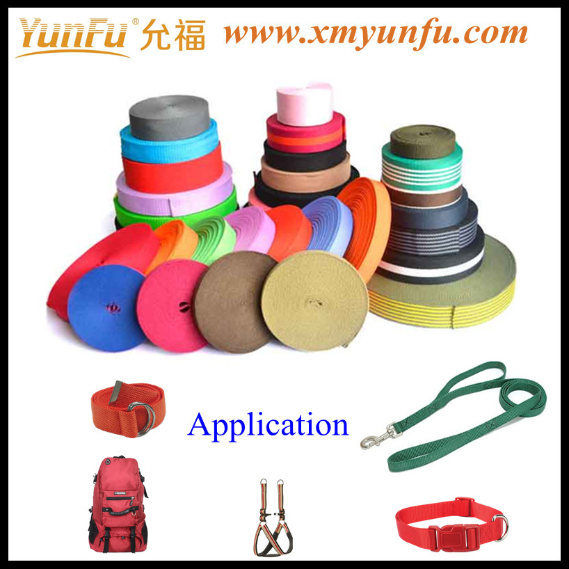 Cheap 1.5 inch cotton webbing for with Sports goods