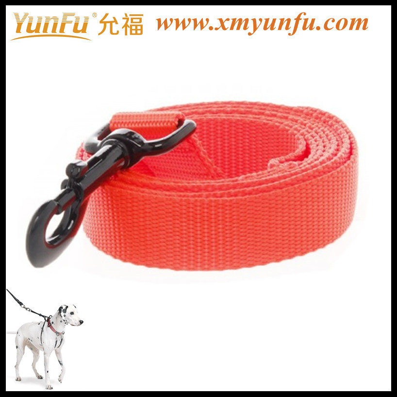 Supply jacquard Nylon pet collars and leashes cheap