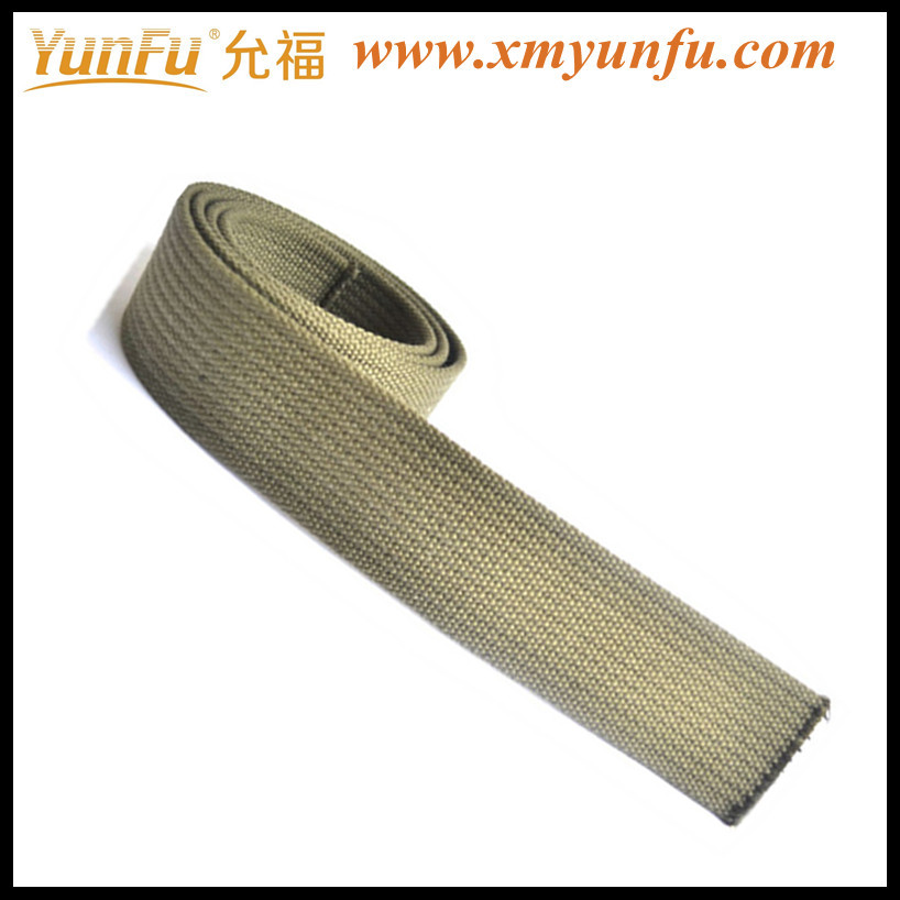"Cheap wholesale 2"" cotton webbing for belts and Shoes"