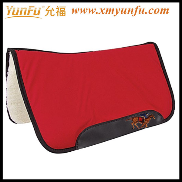 Customize horse pads Western saddle