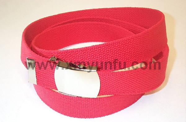 Canvas belt-#1004
