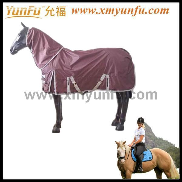 Horse Neck Rug Ripstop Fabric For Horse Rugs