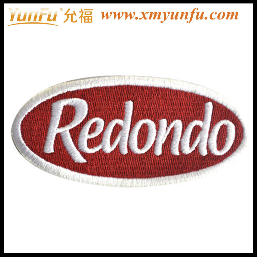 Nice Iron-on Letters Embroidery Patches