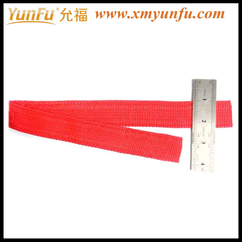 Factory Price Red polypropylene chair webbing For sale