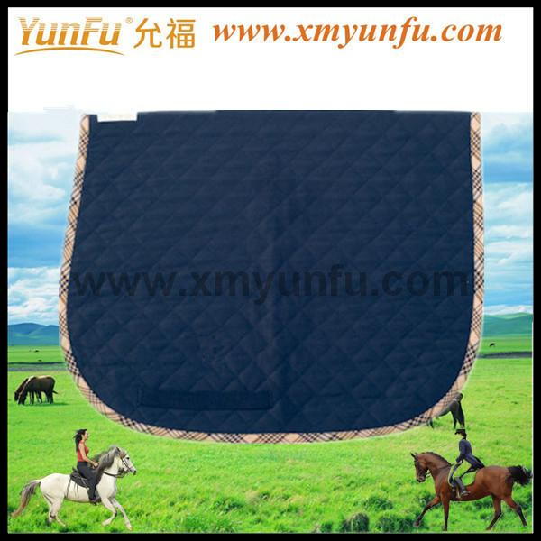 Cotton Saddle pad Horse Riding Jumping saddle pad