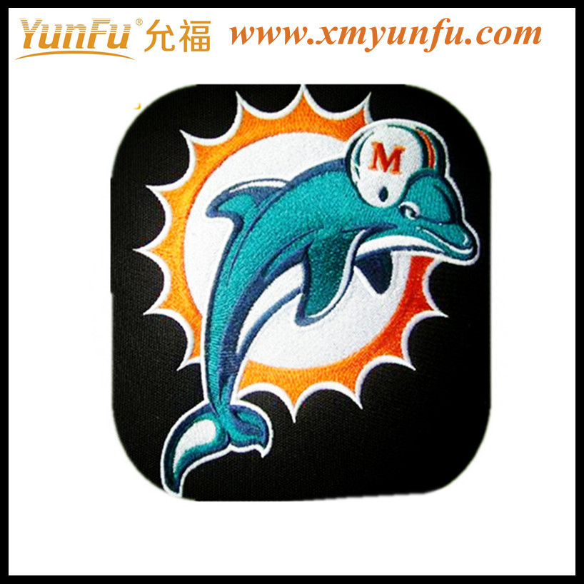 Fashion Football Dolphin Patches
