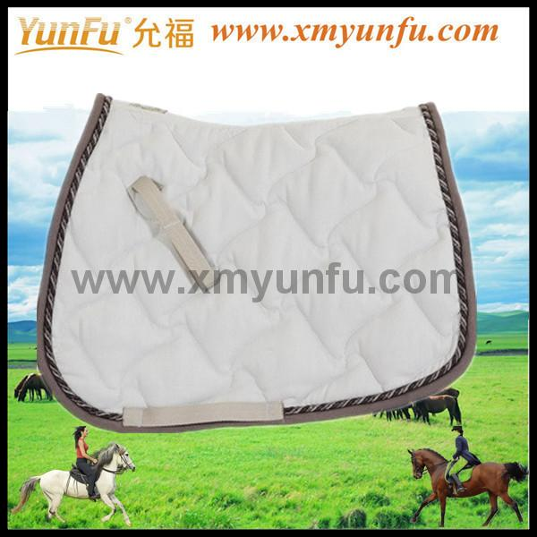 Economic Benefits Polycotton English Saddle Pad