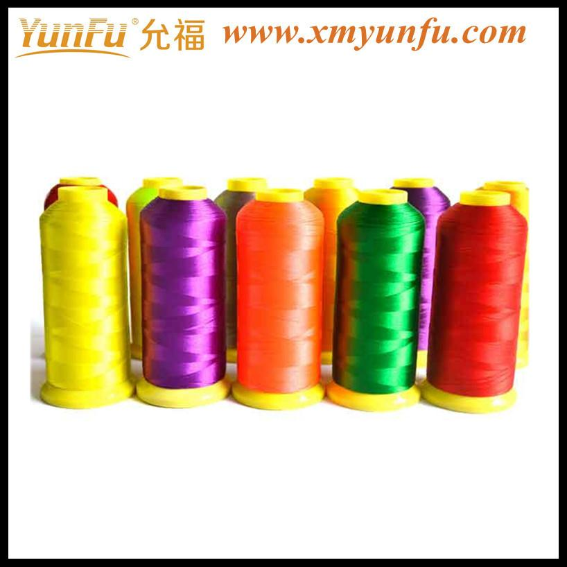 Attractive Price 100% polyester embroidery thread