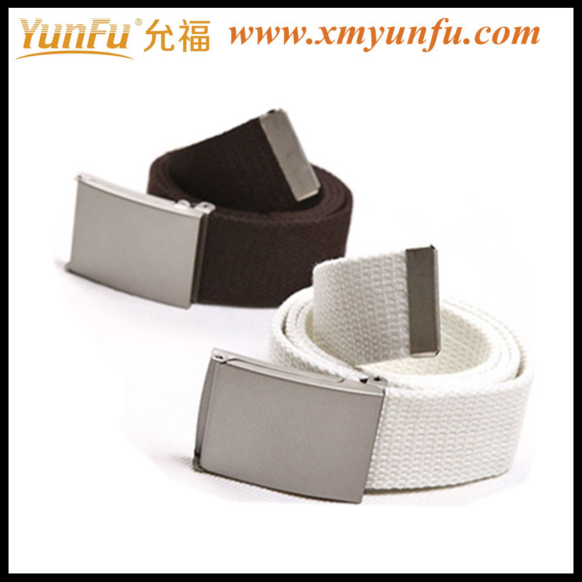 Fashion 2012 Women Belts with Metal Buckle