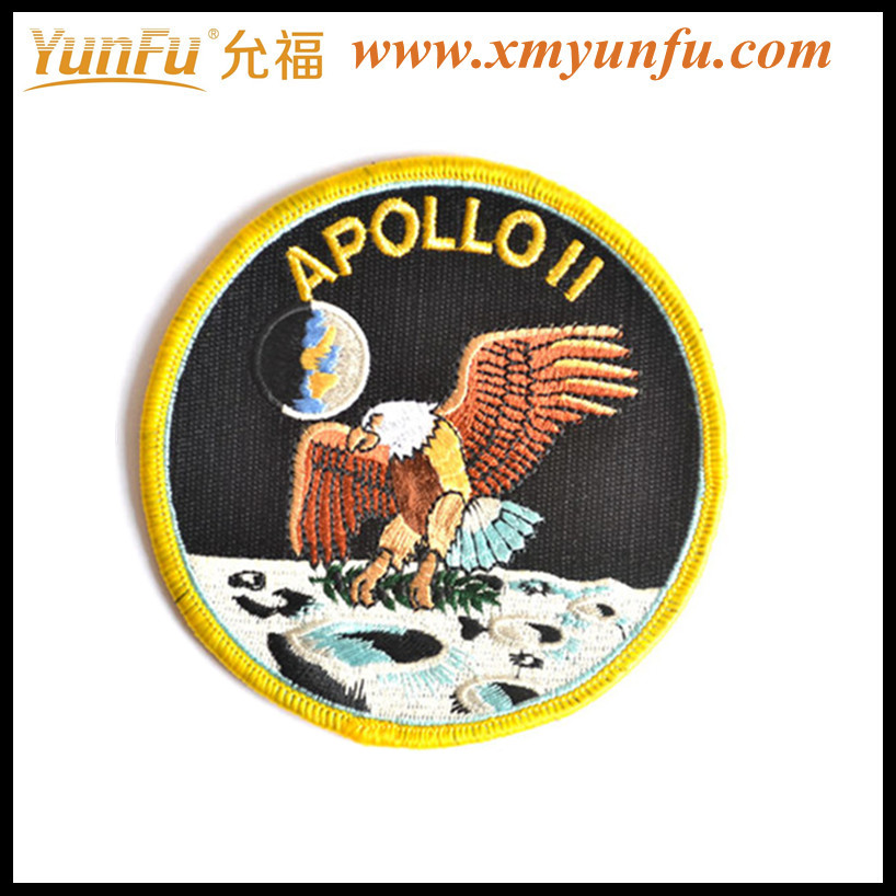 Porcelain APOLLO Bullion Embroidery Patch