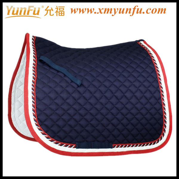 Wholesale horse Quilted saddle pads