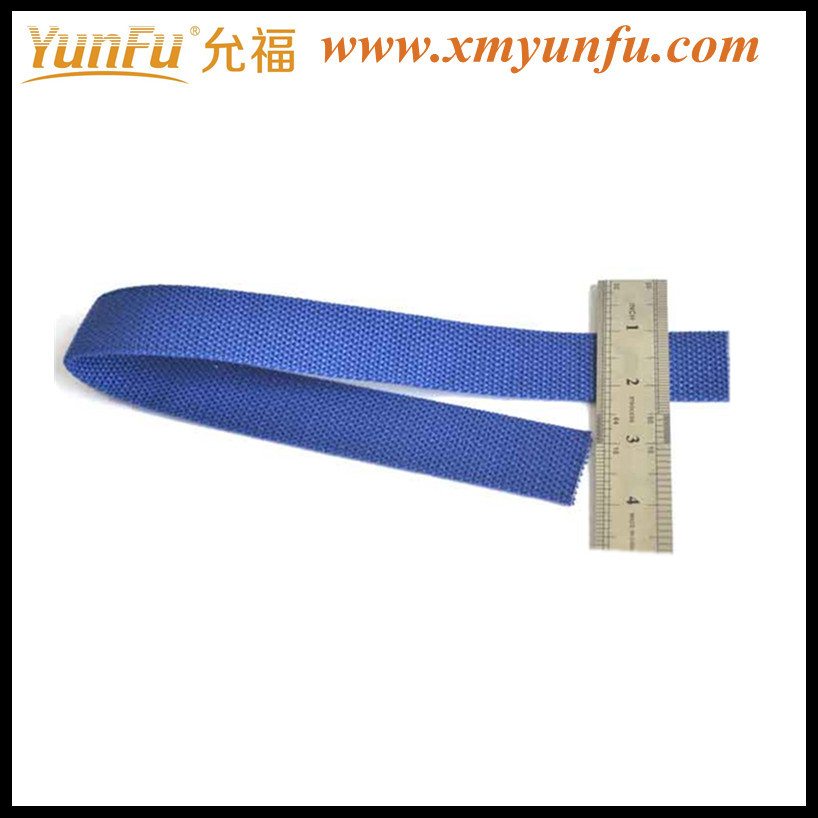 "Wholesale Blue 2"" Luggage high quality pp webbing"