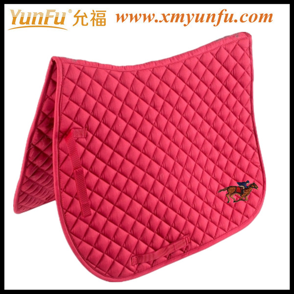 Horserace saddle Equestrian horse pad