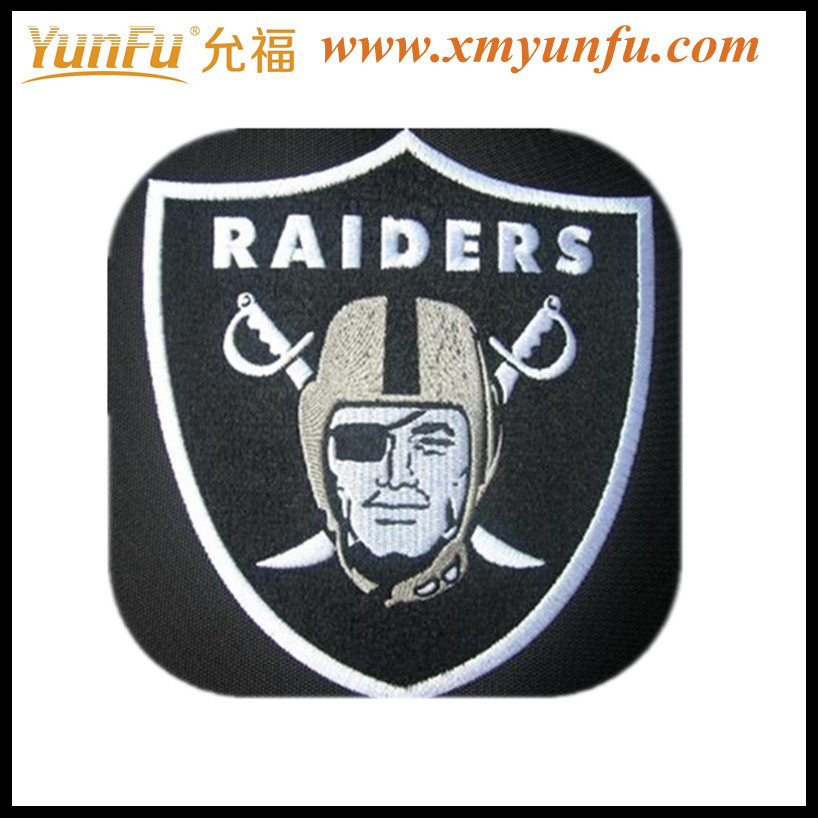 2012 Cheap Embroidered Sporting Badges