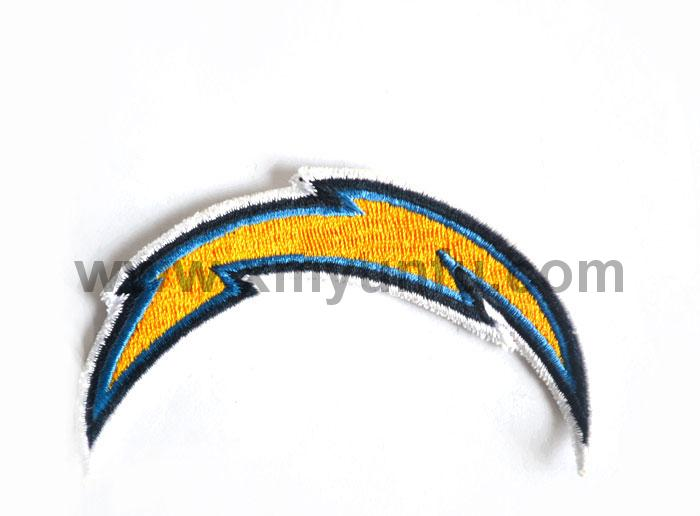 Badge Embroidered Patch-37