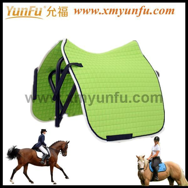 Polycotton Perfect Saddles Pad for Horse