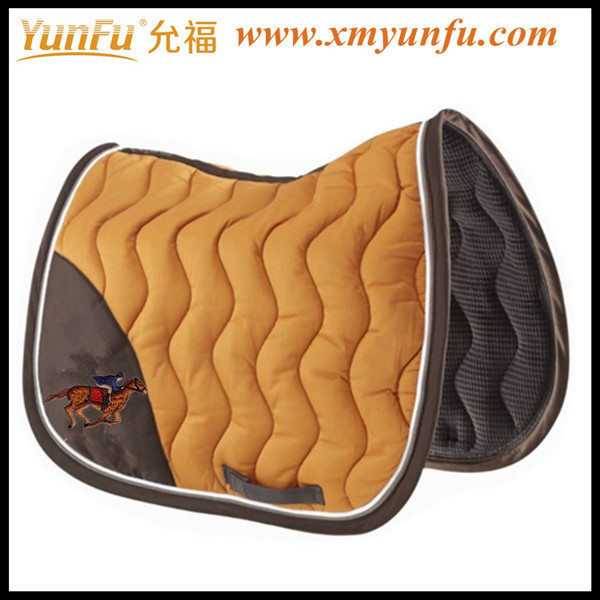 Horse supplies for horse saddle pad