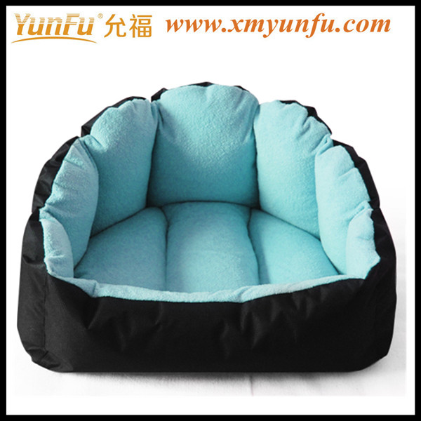 Factory Direct Thirsty blue dog bed of Dog Beds Large
