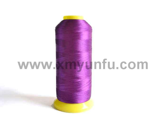 Polyester Filament Yarn Embroidery Thread2