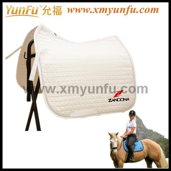 Horse Saddle Cloth Accessories Mattes Fleece Pad