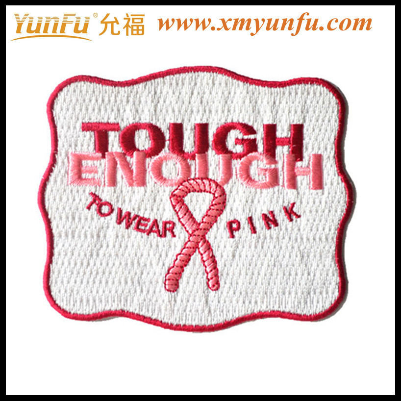 Best Embroidered Plastic Backing Patches