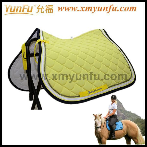 Quick Drying Breathable Cotton Mattes Dressage Pad