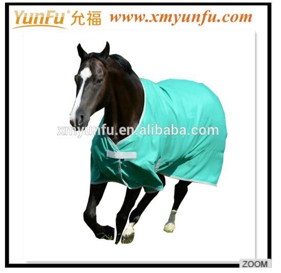 600D waterproof horse turnout rug