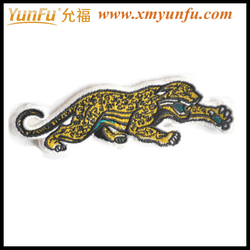 Fashion Embroidered Tiger Patches