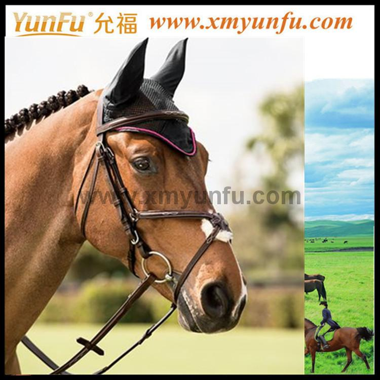 Cotton Crochet Polyester Horse Ears