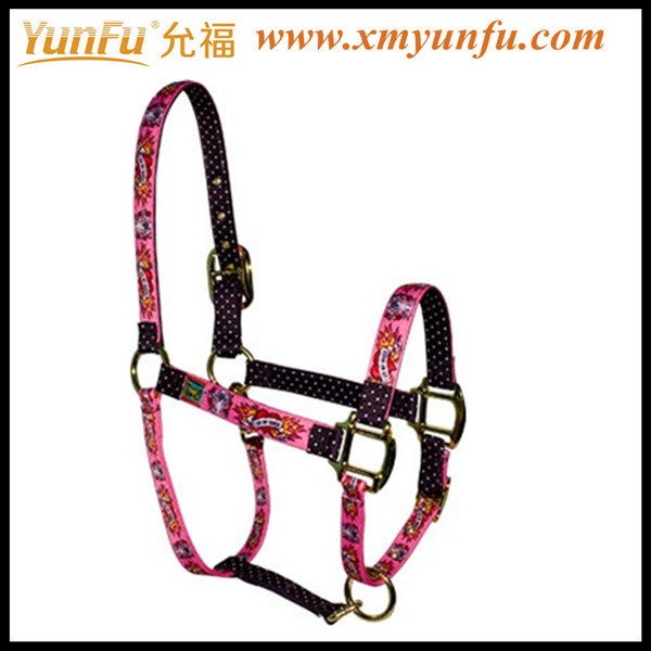 Custom Factory Nylon halters for horses