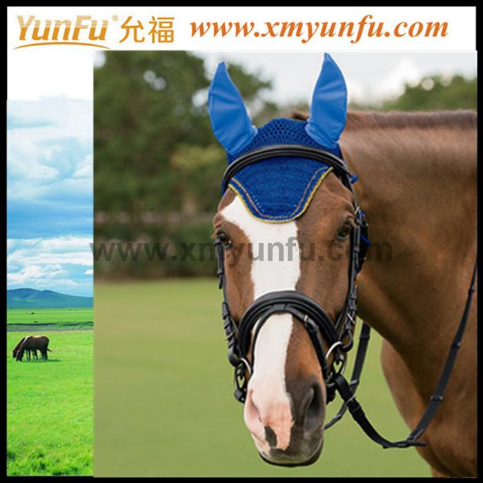 Riding Bonnet with Studs is Horse Racing a Well-fitting
